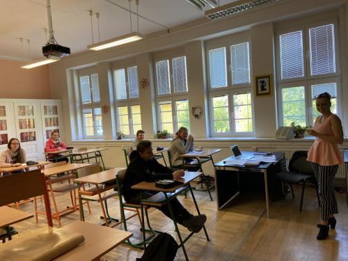 Příprava na přijímací zkoušky na SŠ